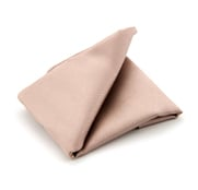 Pocket Square Taupe F69