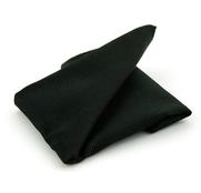 Pochet Zijde Zwart F08