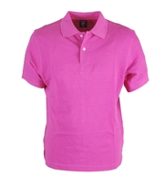 Suitable Polo Uni Pique Old Fuchsia