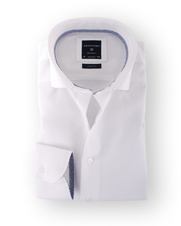 Profuomo Overhemd Cutaway White Uni