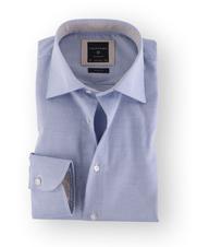 Profuomo Overhemd Donkerblauw PP
