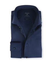 Profuomo Shirt Slim Fit Navy