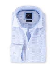 Profuomo Shirt Strijkvrij Ruit
