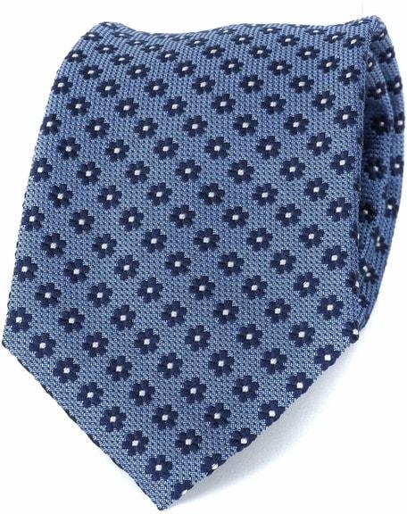 Profuomo Krawatte Blumen 3C