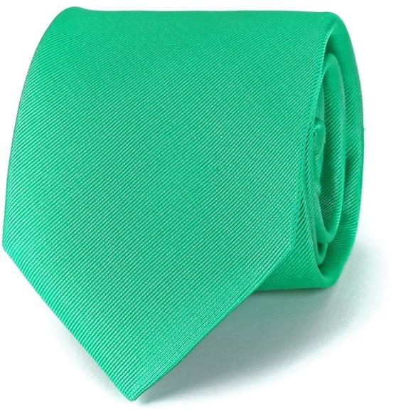 Profuomo Krawatte Grün 16F