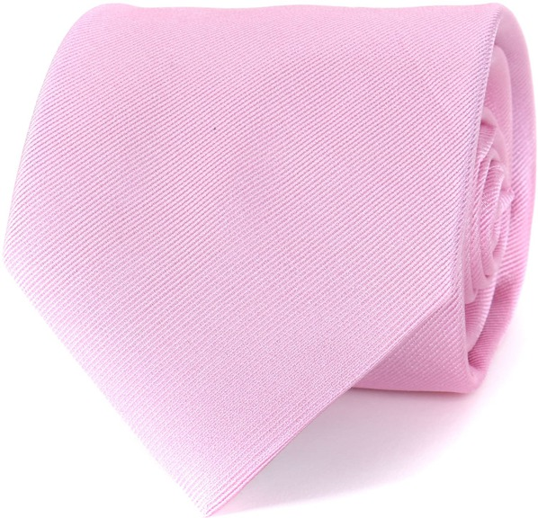 Profuomo Krawatte Rosa 16O