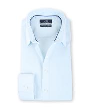 Profuomo Super Slim Fit Overhemd Blauw