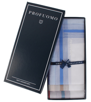 Profuomo Handkerchief Set Light