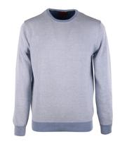 Pullover O-Hals Blauw