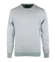 Pullover O-Hals Groen