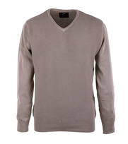 Pullover Washed Korrel Beige