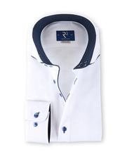 R2 Shirt Wit Uni Cutaway