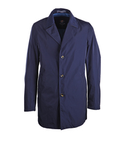 Regenjas Coat Stockholm Donkerblauw