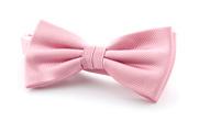 Roze Strik Zijde F03