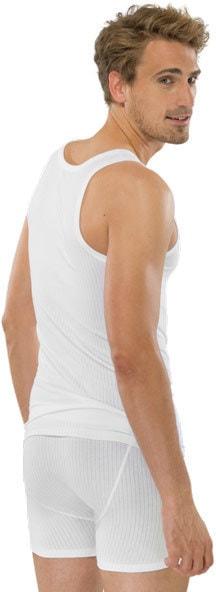 Schiesser Boxershort White Authenthic (2Pack)