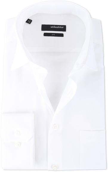 Seidensticker Shirt Uno Wit