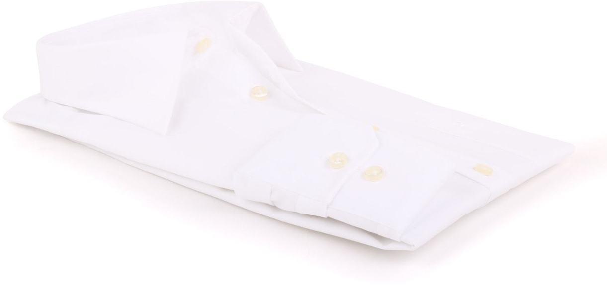 Detail Seidensticker Splendesto Overhemd Wit