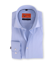 Skinny Fit Overhemd Lichtblauw 114-2