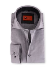 Sleeve 7 Overhemd Cutaway Grijs 120-6