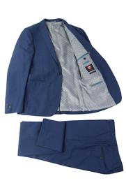 Detail Sneaker Suit Pumas Donkerblauw