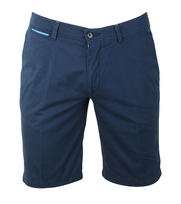 Suitable Bermuda Chino Donkerblauw