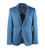 Detail Suitable Blazer Holar Blauw