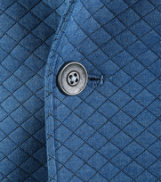 Detail Suitable Blazer Holar Blauw