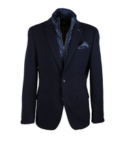 Suitable Blazer Jacket Hof Blauw