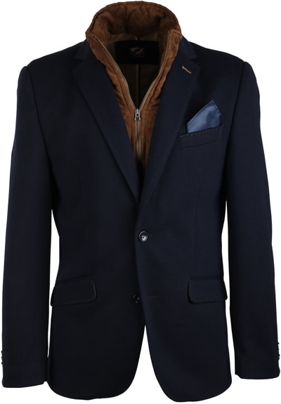 Suitable Blazer Jacket Vopna Navy