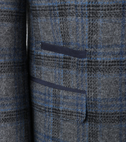 Detail Suitable Blazer Kida