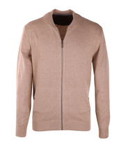 Suitable Bomber Vest Beige