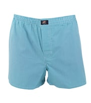 Suitable Boxershort Streep Blauw Wit
