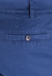 Detail Suitable Chino Blauw