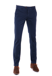 Suitable Chino Broek Donkerblauw
