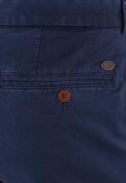 Detail Suitable Chino Broek Donkerblauw