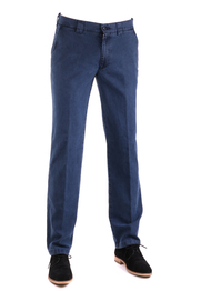 Suitable Chino Donkerblauw