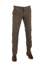 Suitable Chino Oakville Taupe Print