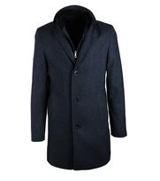 Detail Suitable Coat Hans Navy