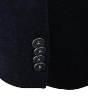 Detail Suitable Coat Hendrik Donkerblauw