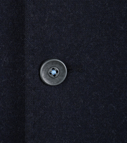 Detail Suitable Coat Hendrik Donkerblauw