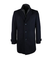 Suitable Coat Kriz Donkerblauw