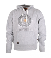 Suitable College Hoodie Grey Exclusive