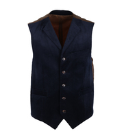 Suitable Donkerblauw Gilet