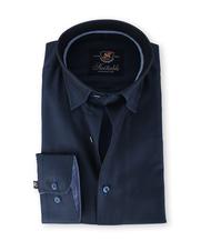 Suitable Donkerblauw Overhemd 130-4