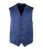Suitable Gilet Blauw Oxford