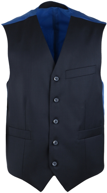 Suitable Gilet Piga Donkerblauw