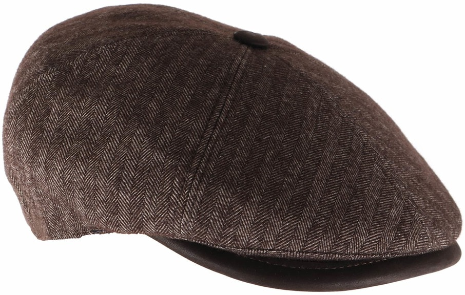 Suitable Hat Redan Brown