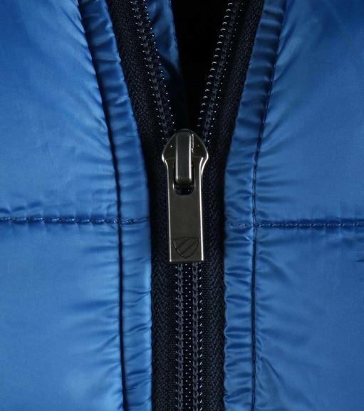 Detail Suitable Jas Mulsanne Blauw