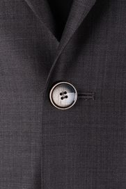 Detail Suitable Kostuum Bruin Serge