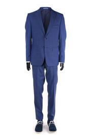 Suitable Kostuum Hampton Dark Blue